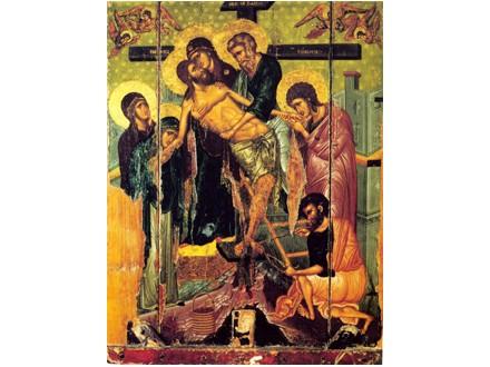Skidanje Hrista sa Krsta