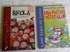 Škola - tri knjige za tinjdžere