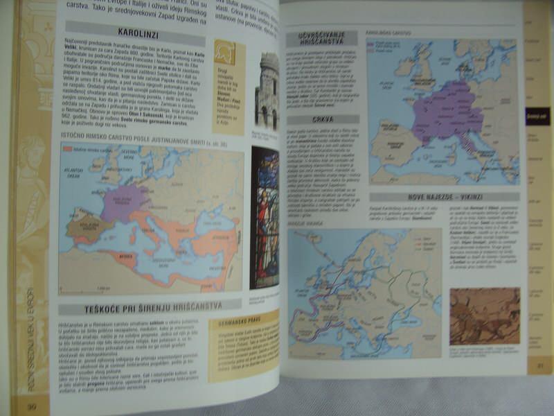 Školski atlas istorije sveta
