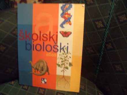 Školski biološki atlas