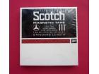 Skotch 5 incha magnetofonska traka 180m novo