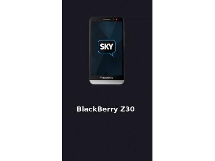 SkyECC i SIM kartica na BlackBerry Z30 9 meseci 2 za 1