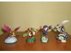 Skylanders figurice 4 kom