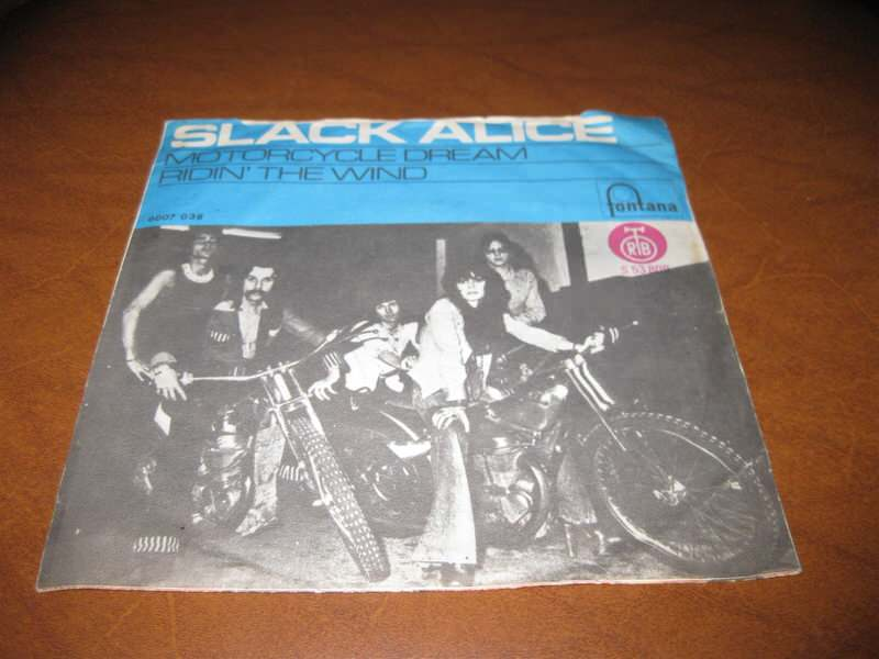 Slack Alice - Motorcycle Dream
