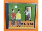 Slam (Serbia) – Into The Blue, CD