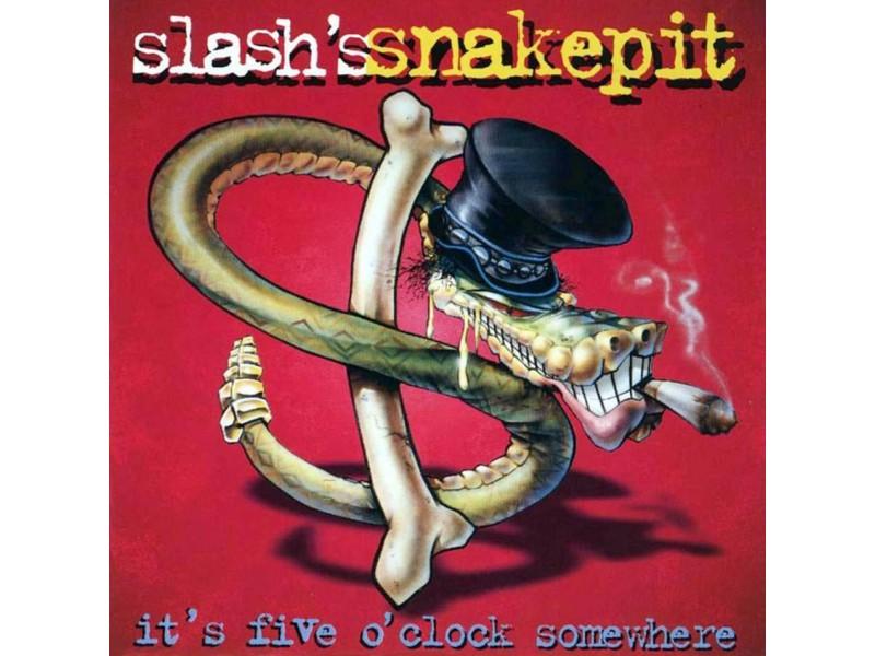 Slash`s Snakepit - It`s Five O` Clock Somewhere