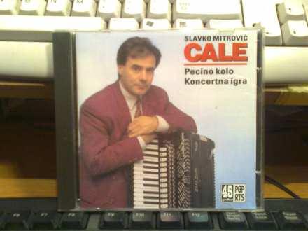 Slavko Mitrović Cale - Pecino Kolo/Koncertna Gitara