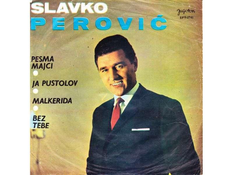 Slavko Perović - Pesma Majci