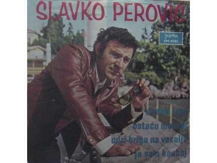 Slavko Perović - U Ranu Zoru