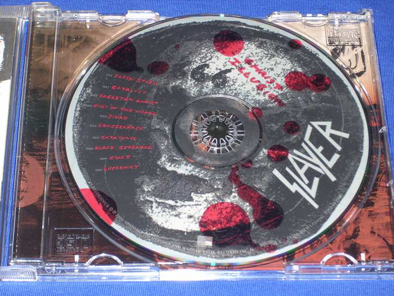 Slayer - Christ Illusion (CD)