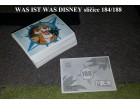 Sličice - Was ist Was Disney 184/188 TOP PONUDA