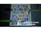 Sličice iz žvaka - DIGIMONI 55kom - TOP PONUDA