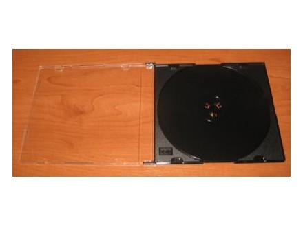 Slim CD / DVD kutijice - 100 komada