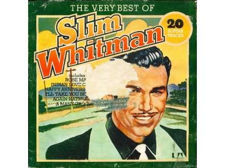 Slim Whitman - The Very Best Of Slim Whitman