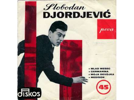 Slobodan Đorđević - Mlad Mesec