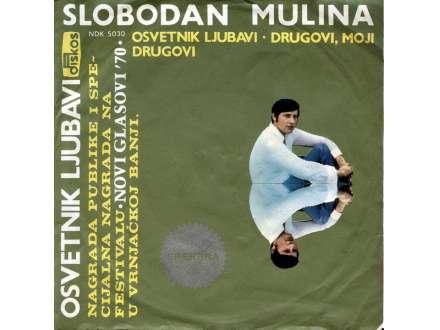 Slobodan Mulina - Osvetnik Ljubavi / Drugovi, Moji Drugovi