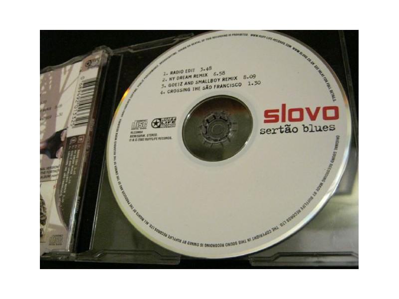 Slovo - Sertao Blues