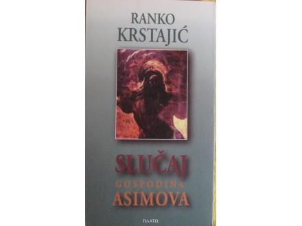 Slučaj gospodina Asimova  Ranko Krstajić