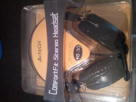Slušalice A4Tech HS-30