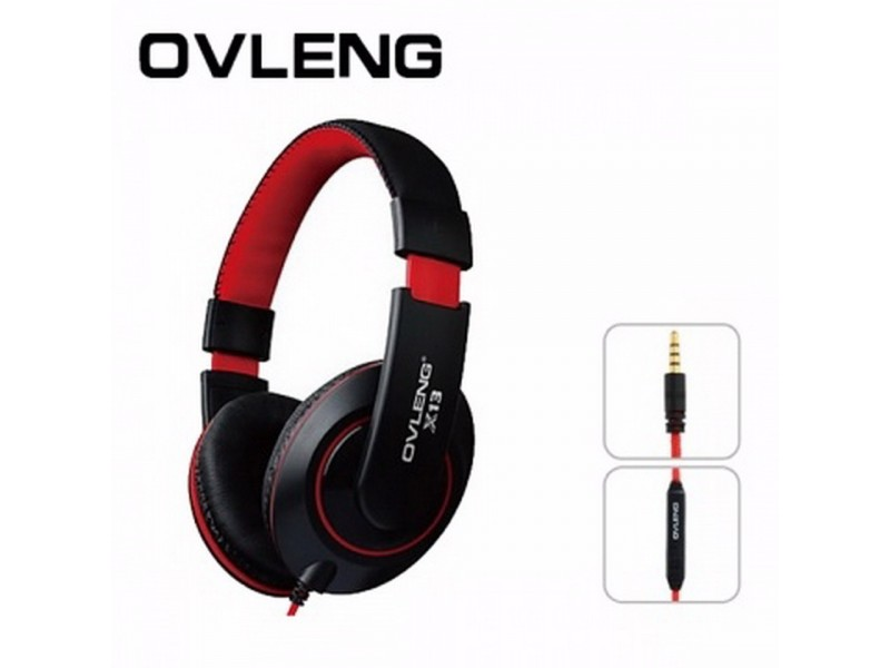 Slušalice Ovleng X13 Crne Nove