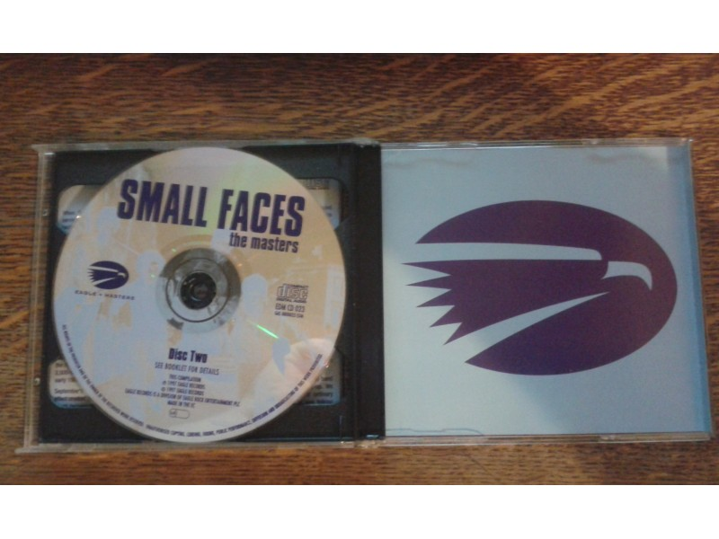 Small Faces - The Masters