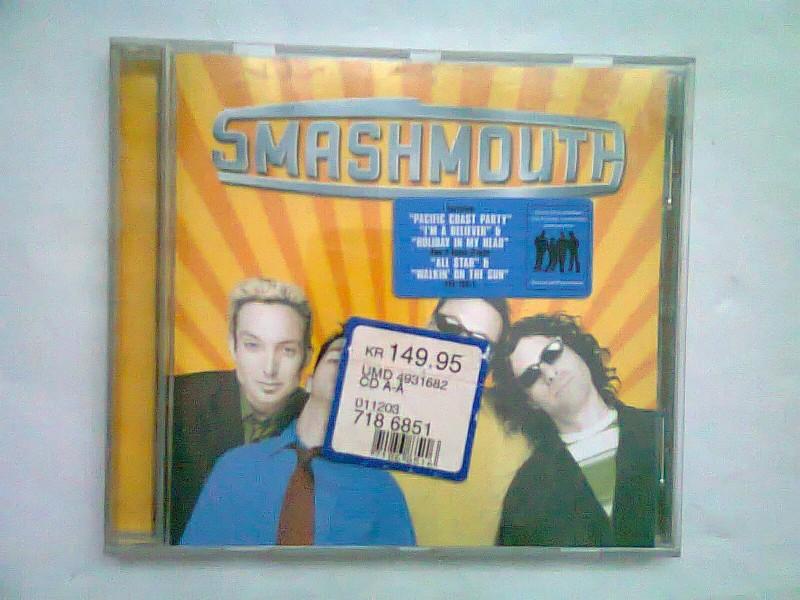 Smash Mouth - Smash Mouth