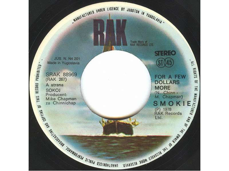 Smokie - For A Few Dollars More
