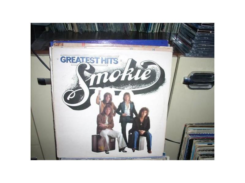 Smokie-Greatest Hits LP