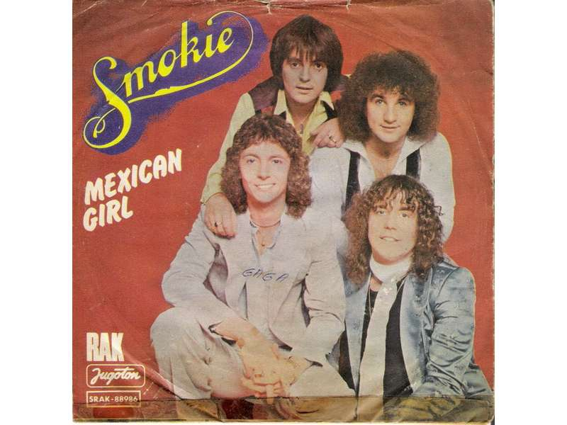 Smokie - Mexican Girl
