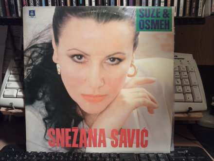 Snežana Savić - Suze i osmeh