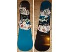 Snowboard marke Head 2 (152cm) + Poklon Cizme