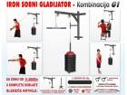 Sobni Gladijator + 65kg tegova