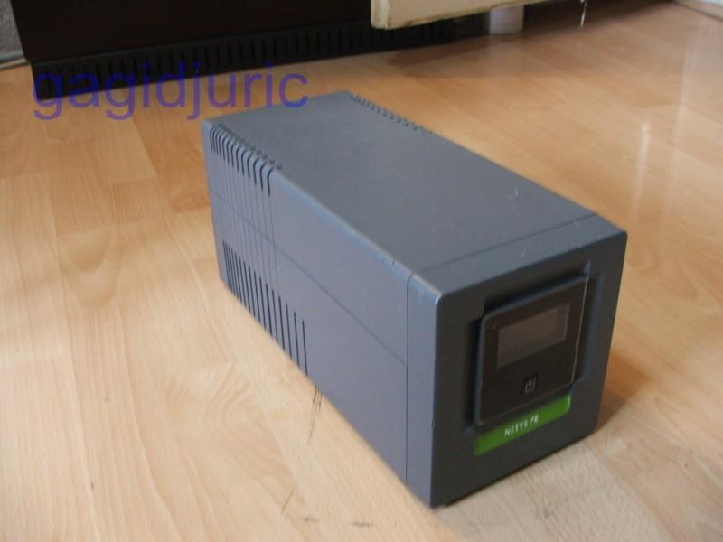Socomec NETYS PR 1000Va 700W UPS