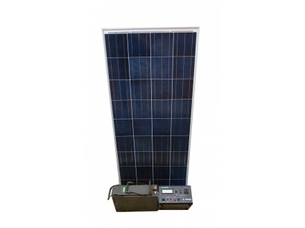 Solarni sistem 500W