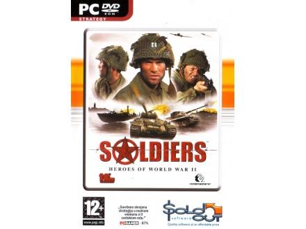 Soldiers Heroes Of Wotld War II