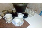 Šoljice za kafu i za grejanu rakiju