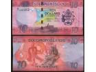 Solomon Islands 10 Dollars 2017. UNC.