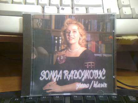 Sonja Radojkovic - Piano/Klavir