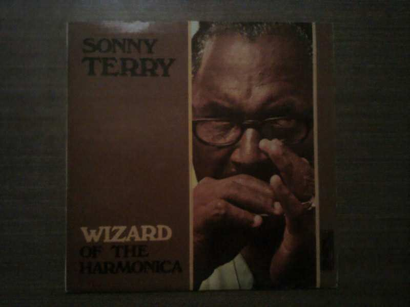 Sonny Terry - Wizard Of The Harmonica