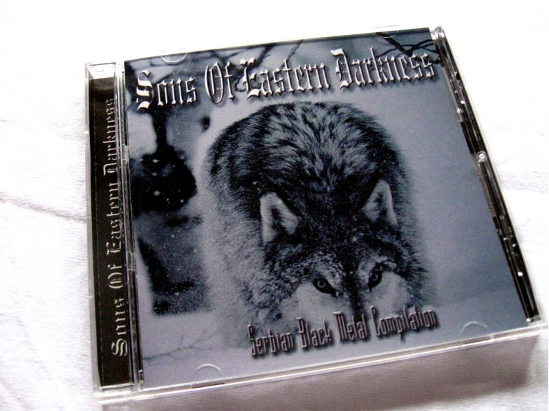 Sons Of Eastern Darkness - Serbian Black Metal Compilation