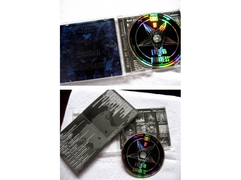 Sons Of Eastern Darkness - Serbian Black Metal Compilation