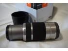 Sony E 55-210mm f/4.5-6.3 OSS E-Mount Lens NEX SEL55210