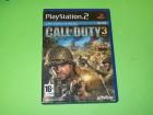 Sony PS2 Kutijica za Igru - Call of Duty 3