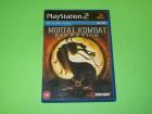 Sony PS2 Kutijica za Igru - Mortal Kombat