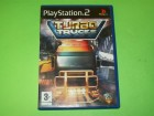 Sony PS2 Kutijica za Igru - Turbo Trucks