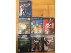 Sony PS2 igre, originali iz lične kolekcije