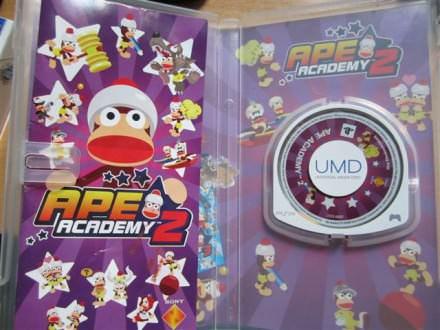 Sony PSP UMD disk - Ape Academy 2