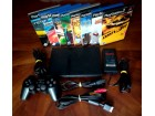 Sony Playstation 2 + 8 Originalnih igrica