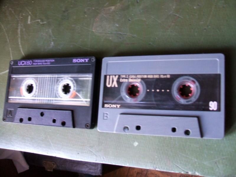 Sony UX Pro90, UCX60, UX90. CHROME
