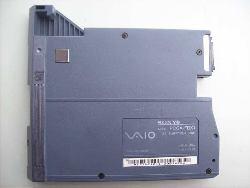 Sony Vaio flopy za laptop